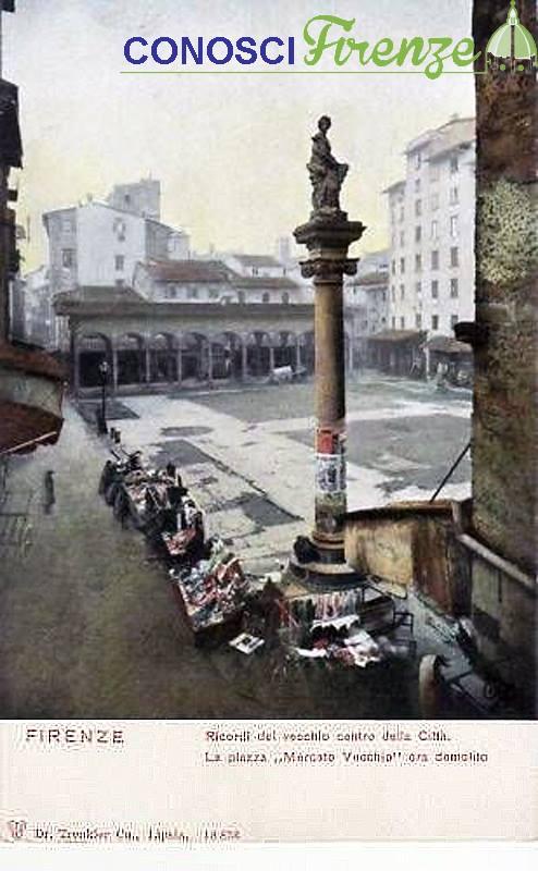 Piazza del Mercato Vecchio