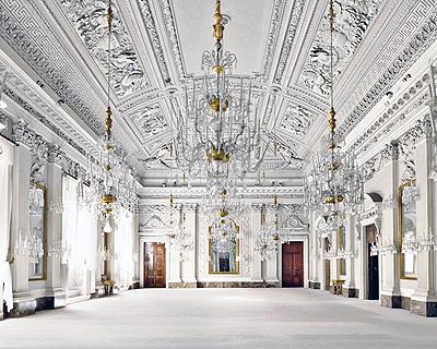 Palazzo Pitti: la Sala Bianca
