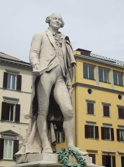 Statua di Goldoni