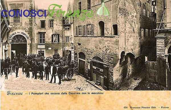 Toponomastica: Piazza di Parte Guelfa