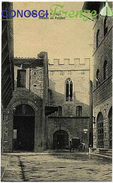 Piazza di San Biagio oggi Pare Guelfa