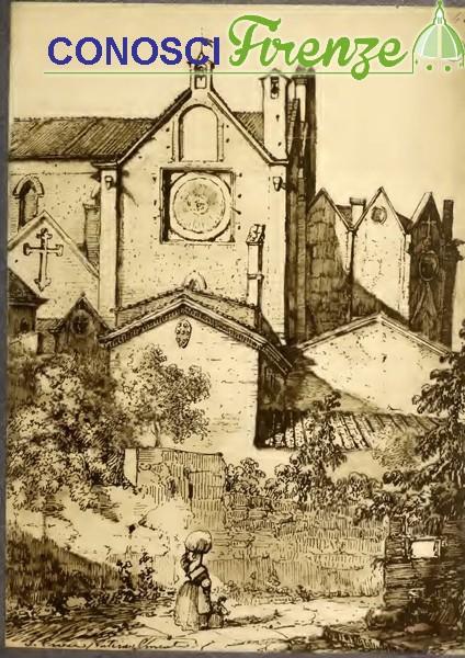 Retro di Santa Croce