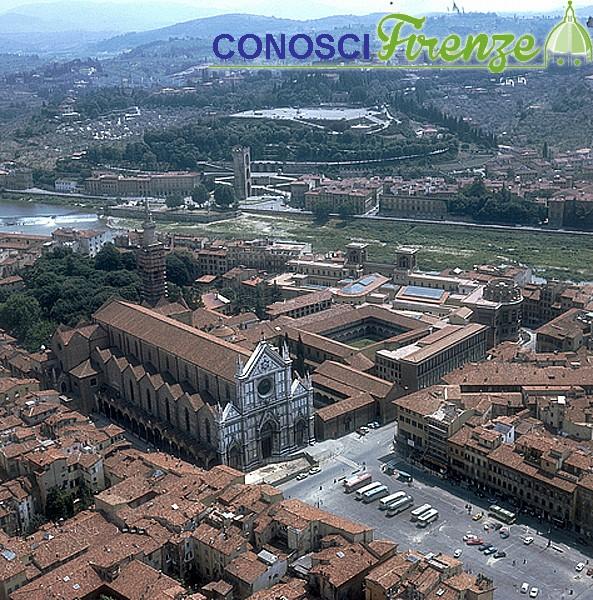Toponomastica: Piazza Santa Croce