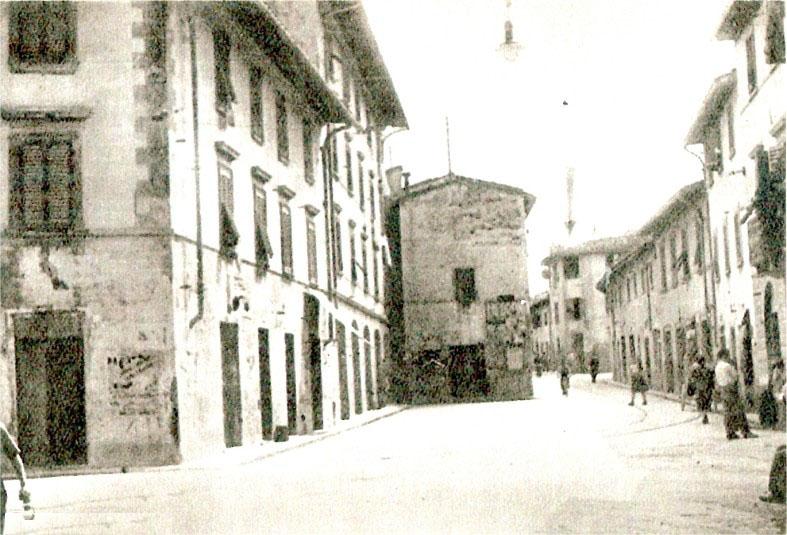 Casa di Gino Bartali a Ponte a Ema
