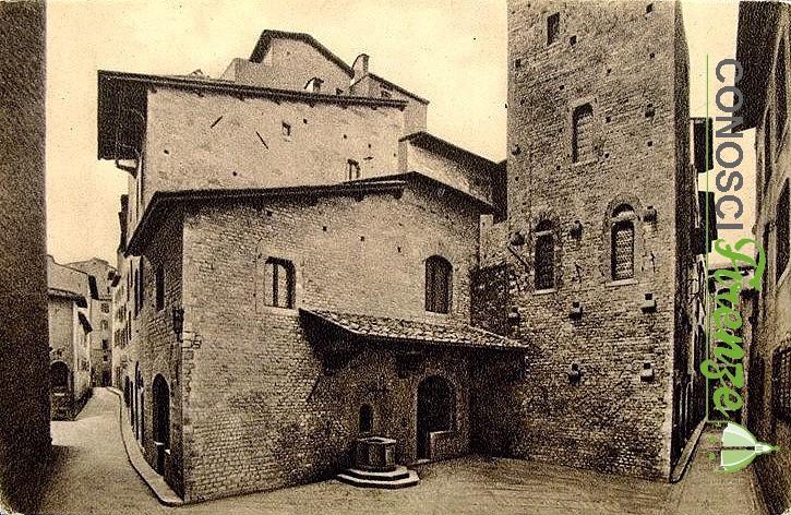 Toponomastica: Via Dante Alighieri