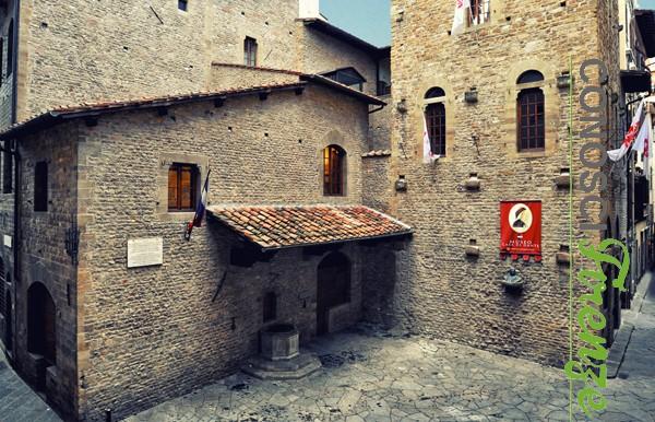 La falsa Casa Museo di Dante