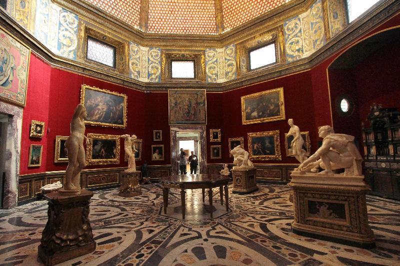 Visita Galleria degli Uffizi in due o tre ore