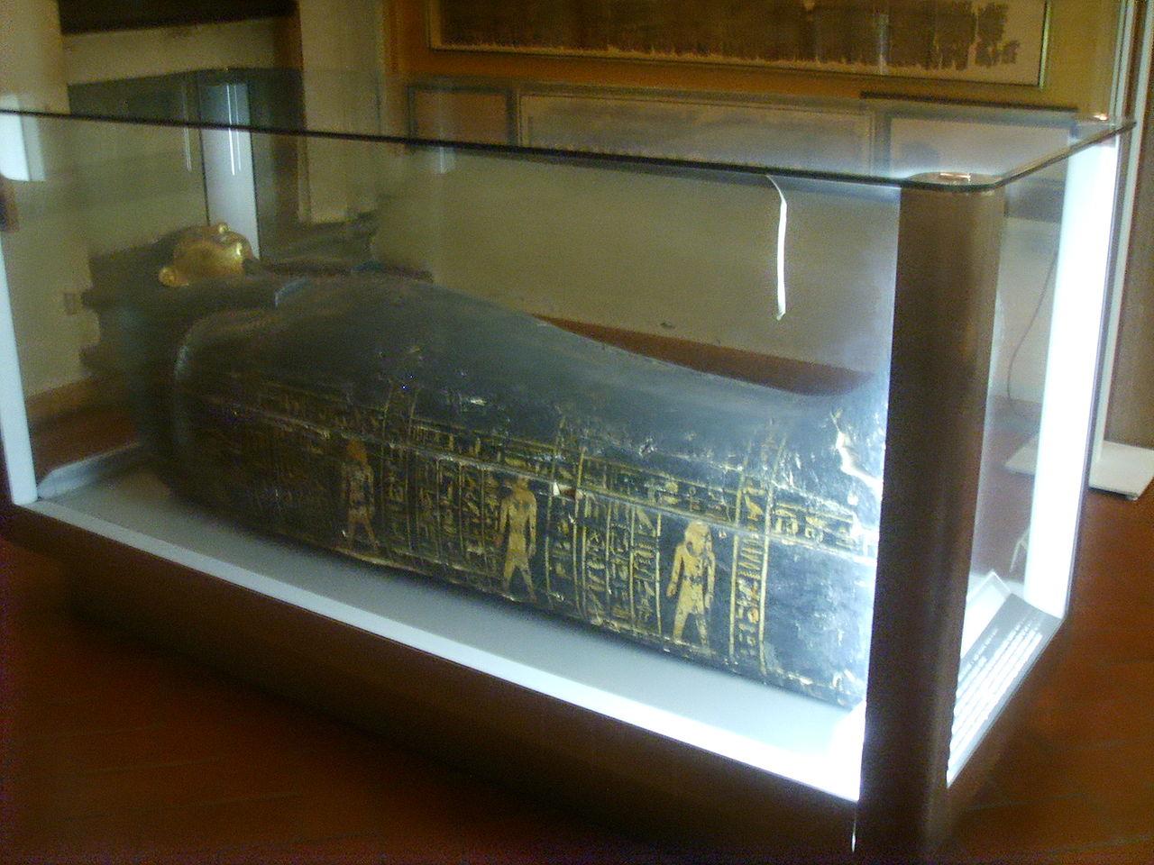 Visita Guidata Museo Egizio Giulia Mugnai