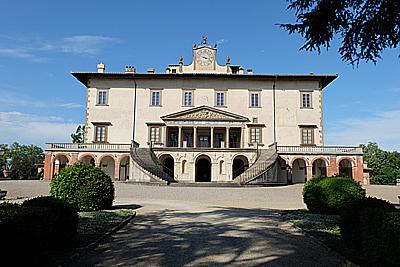Visita Guidata: Villa Medicea La Petraia