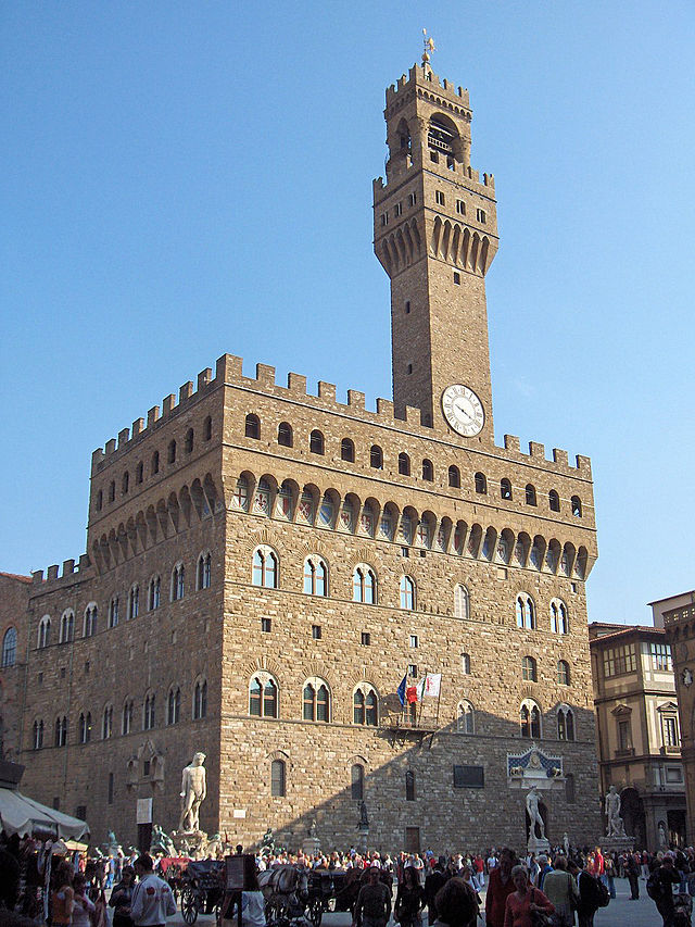 Visita Guidata: Palazzo della Signoria