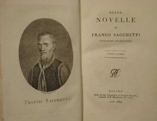 il Trecento Novelle