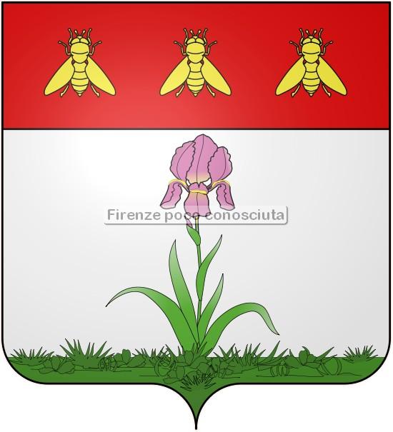 Bandiera proposta a Firenze da Napoleone
