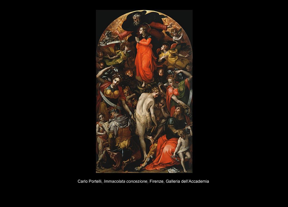 Carlo Portelli – Pittore eccentrico tra Rosso Fiorentino e Vasari