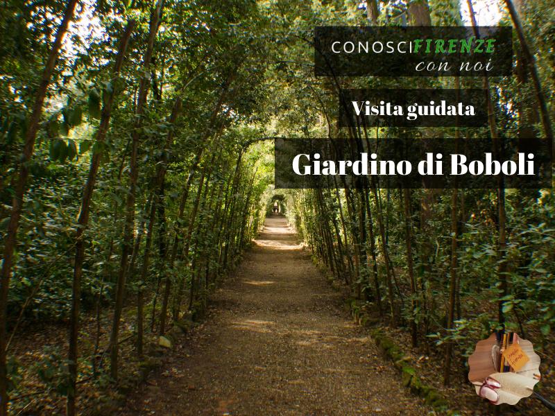 Scopri il Giardino di Boboli con Conosci Firenze