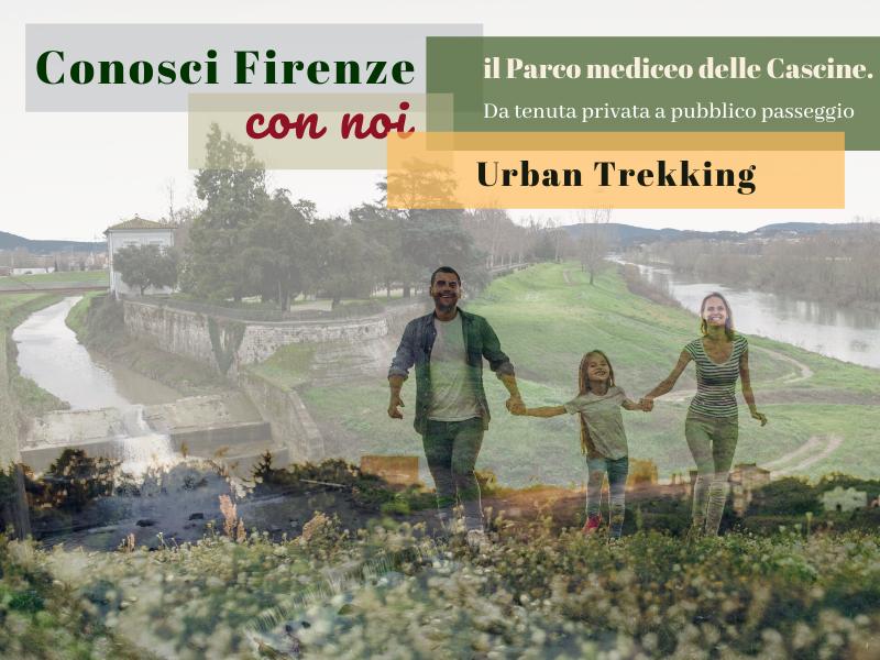 Visita guidata in presenza, Urban trekking al Parco delle Cascine