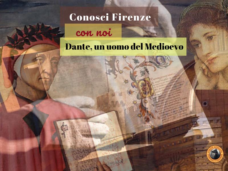 Dante un uomo del Medioevo. Visita in presenza