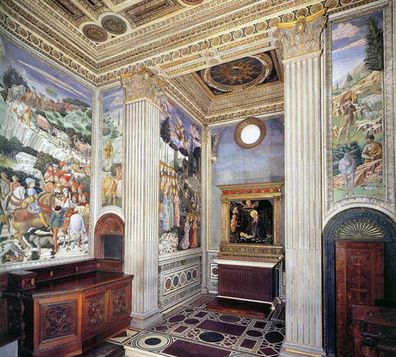 Palazzo Medici Riccardi: una dimora filosofica