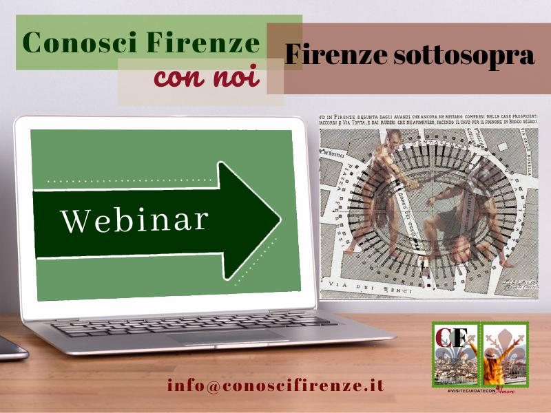 Webinar, le radici romane di Firenze