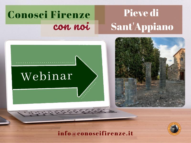 Pieve di Sant'Appiano con Conosci Firenze