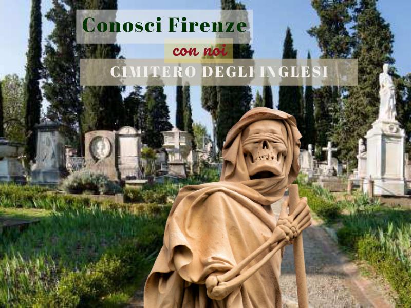 Cimitero degli Inglesi con #ConosciFirenze