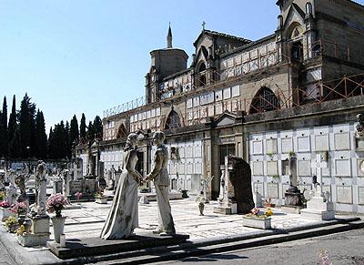 Visita guidata: Le Porte Sante, il cimitero di San Miniato a Firenze